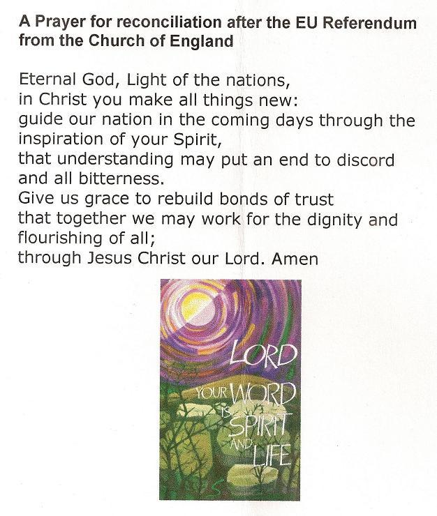 referendum prayers trinity methodist church bury st edmunds. Black Bedroom Furniture Sets. Home Design Ideas
